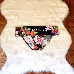 NEW Tommy Bahama Floral Bikini Swim Bottom